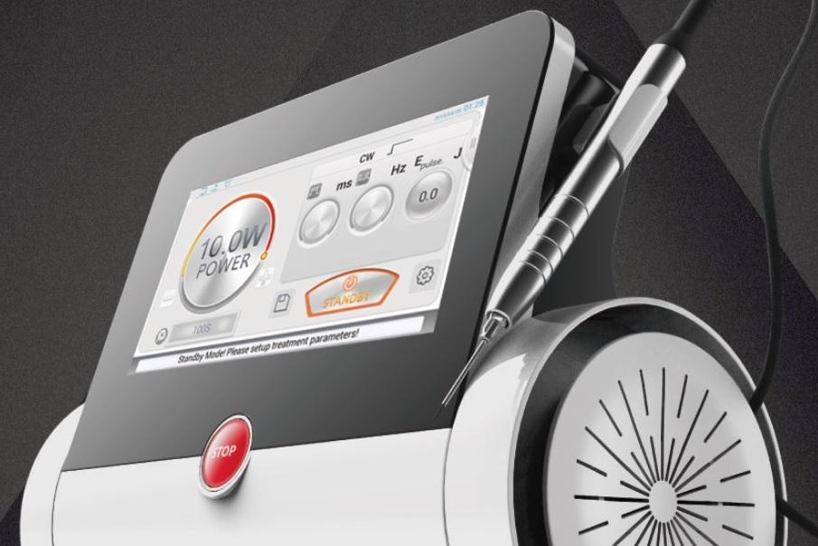 Netrukus pasirodys naujausias Pioon Technologies odontologinis lazeris H1