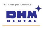 DHM-dental logo